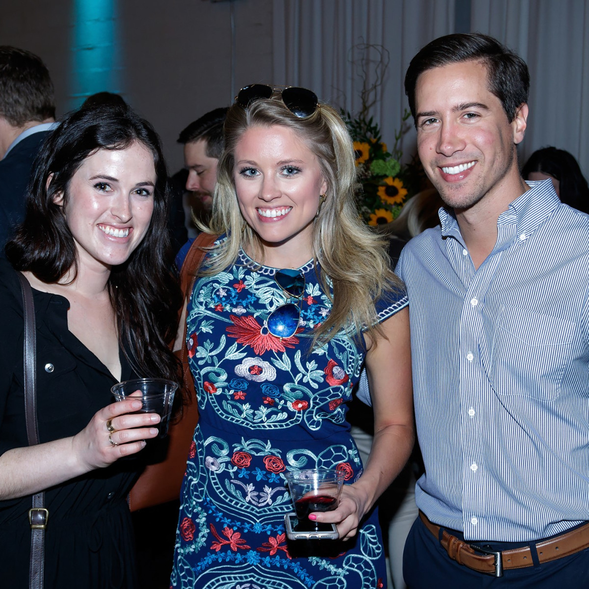 Dallas Tastemaker Awards 2018, Samantha Matthews, Brooke Williamson, Daniel Jensen