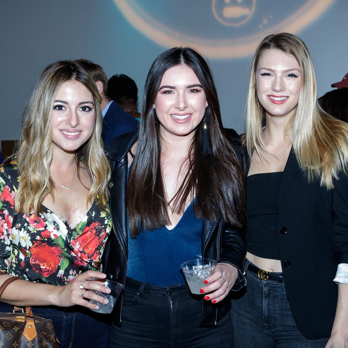 Dallas Tastemaker Awards 2018, Audrey Pena, Nicola Meldrum, Hannah Wiedenhoefer