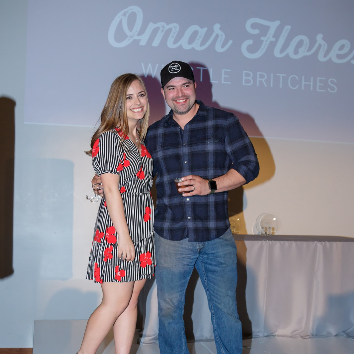 Dallas Tastemaker Awards 2018, Omar Flores, Best Chef