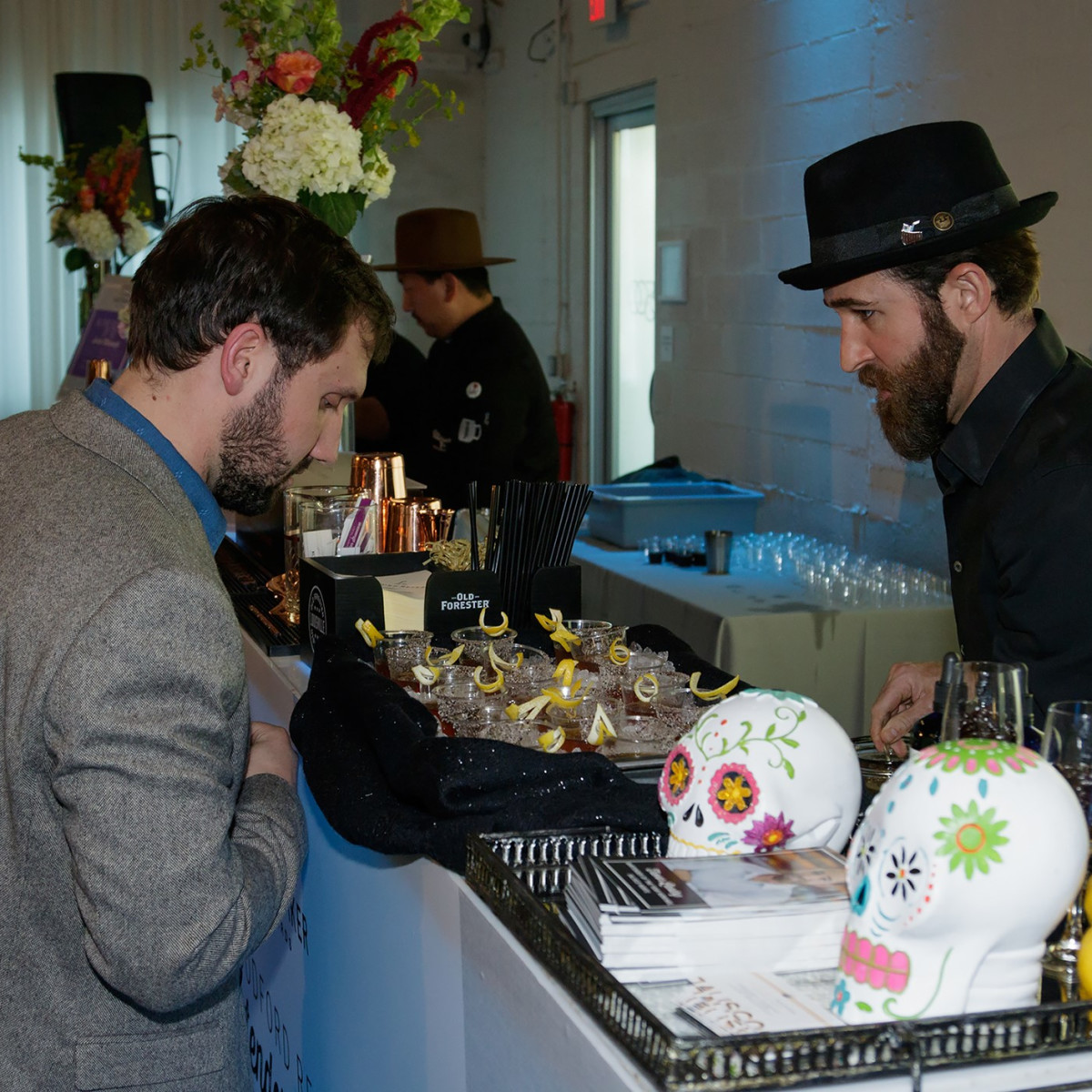 Dallas Tastemaker Awards 2018, Bartenders Showcase