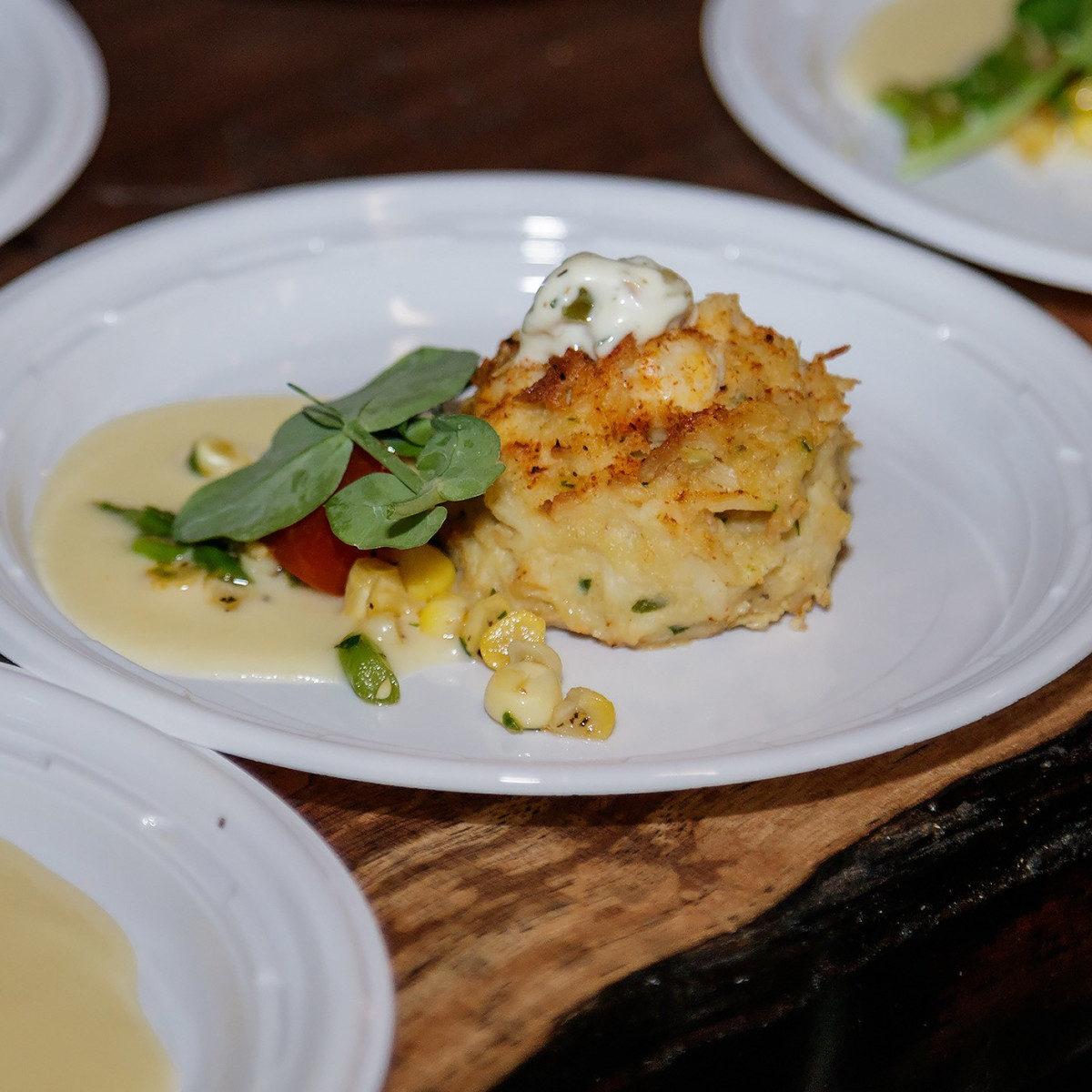Dallas Tastemaker Awards 2018, Crab Cake, Ocean Prime