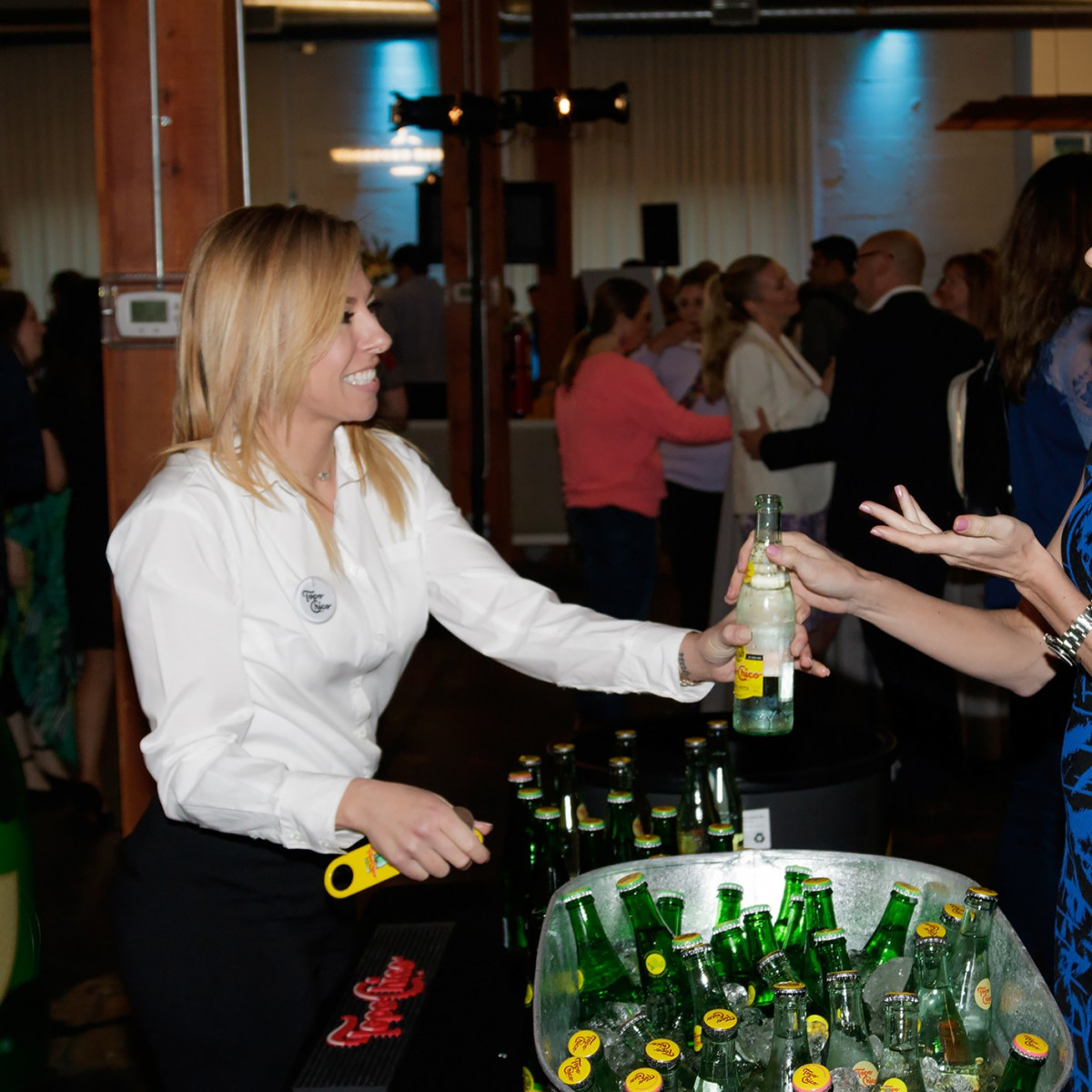 Dallas Tastemaker Awards 2018, TopoChico Hydration Station
