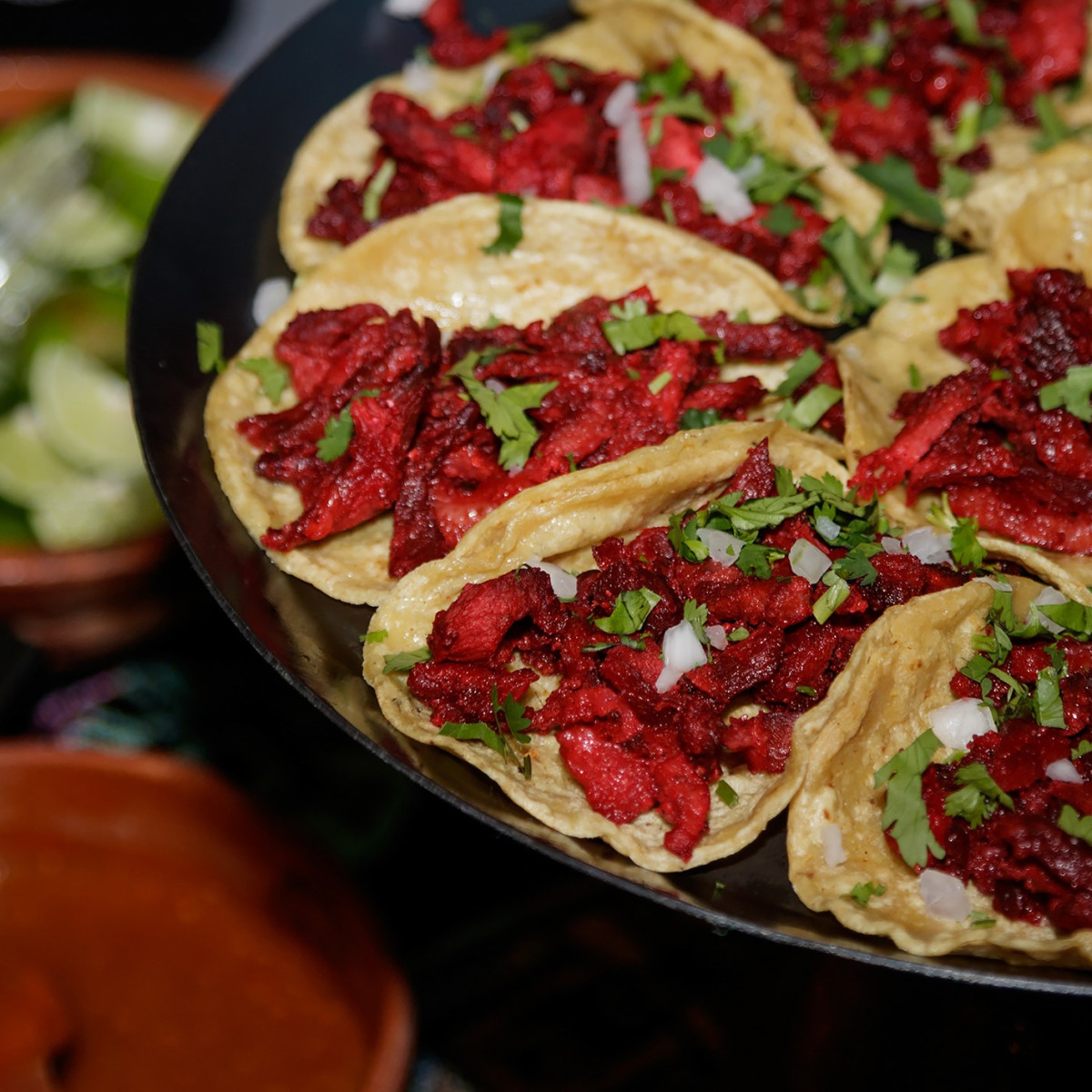 Dallas Tastemaker Awards 2018, tacos