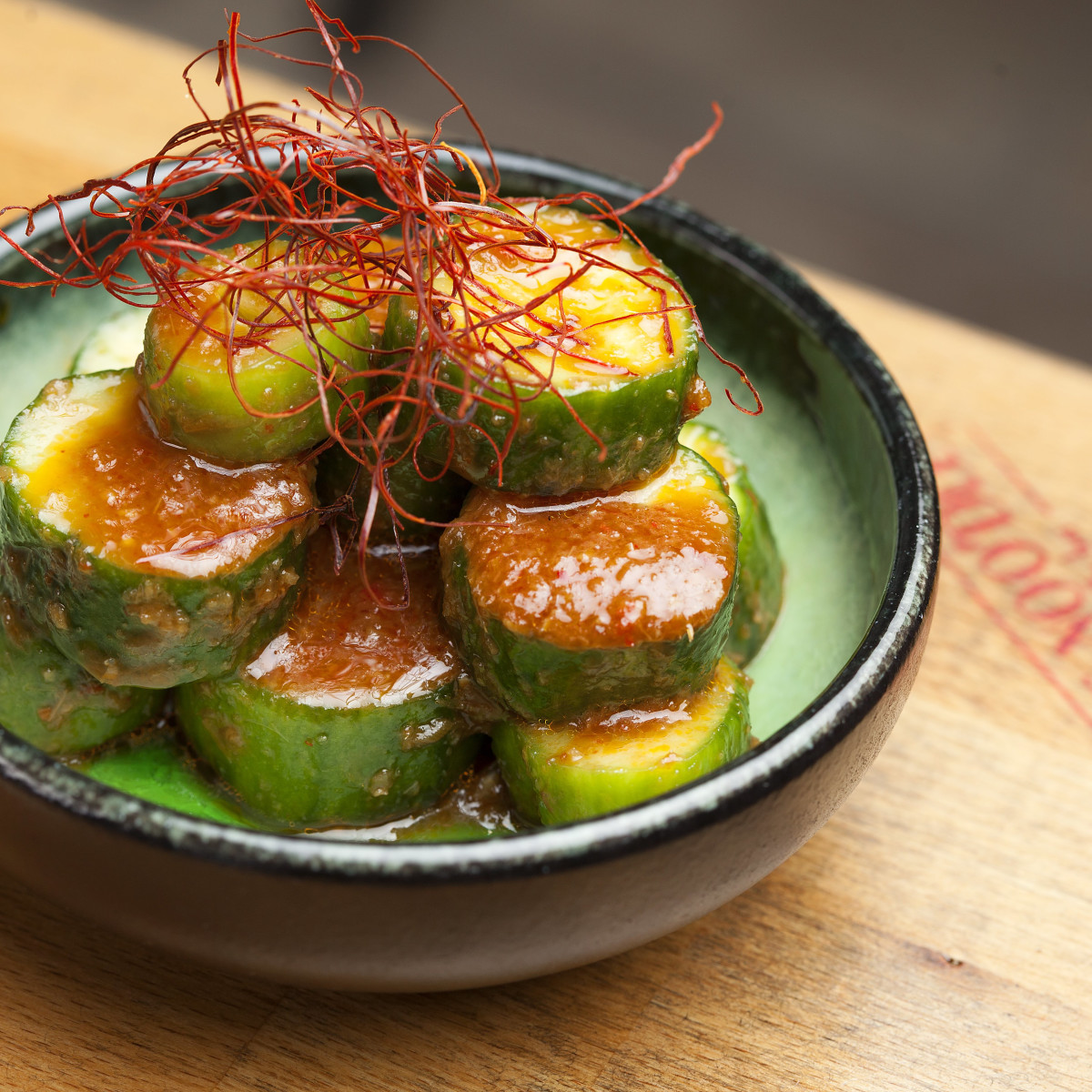 Les Noo'dle spicy cucumber