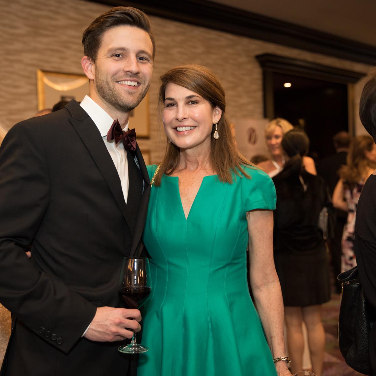 Woody Lawson, Caroline Kuper