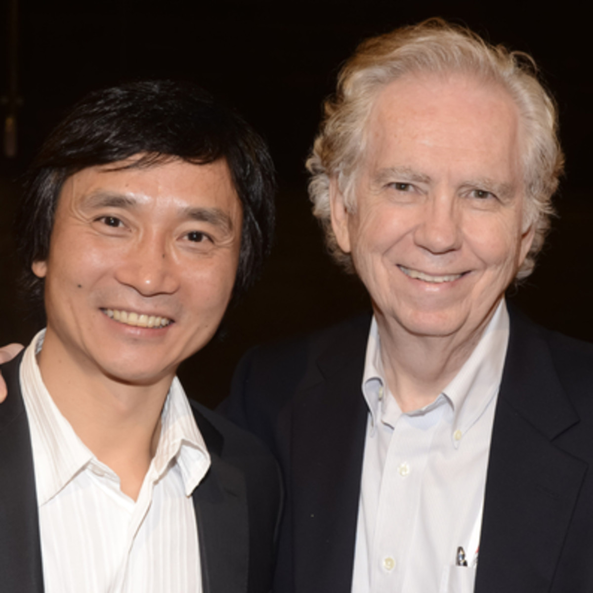 News_Li Cunxin__Charles Foster_April 2011