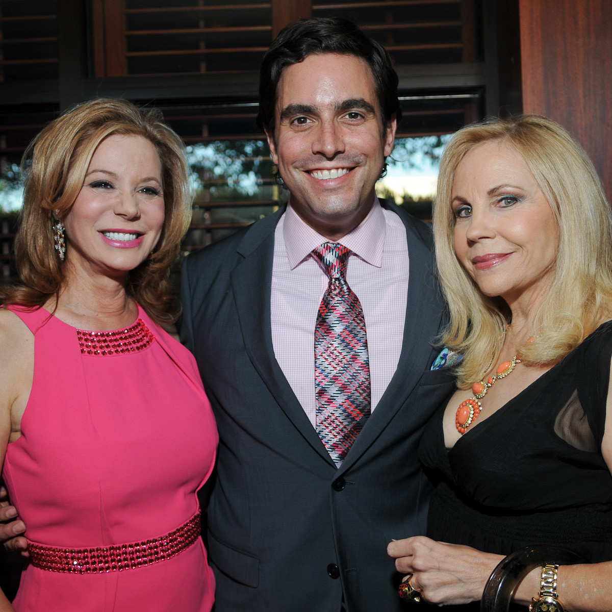 News_Rose Ribbon dinner_Cindi Rose_Sam Governale_Carolyn Farb