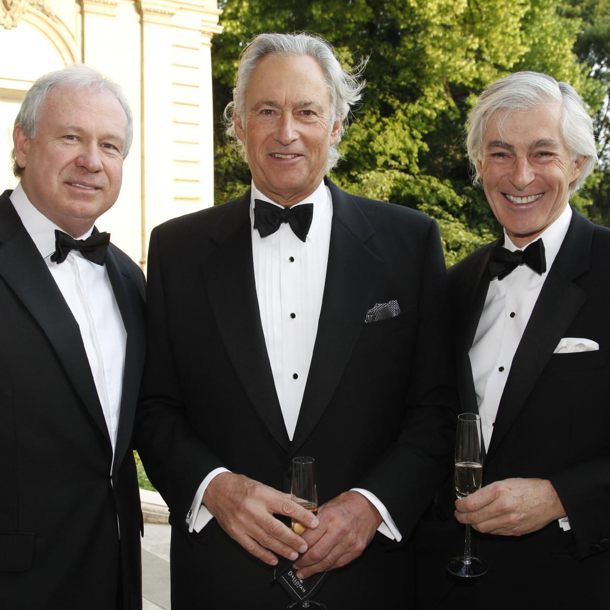 John Thrash and gents