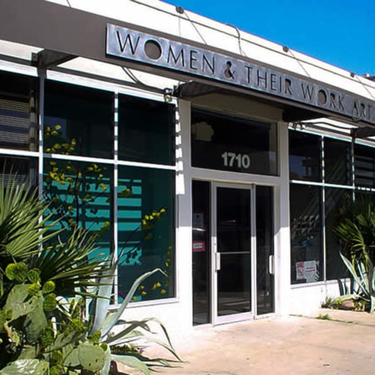 Austin photo: Places_Arts_Women_Their_Work_Exterior