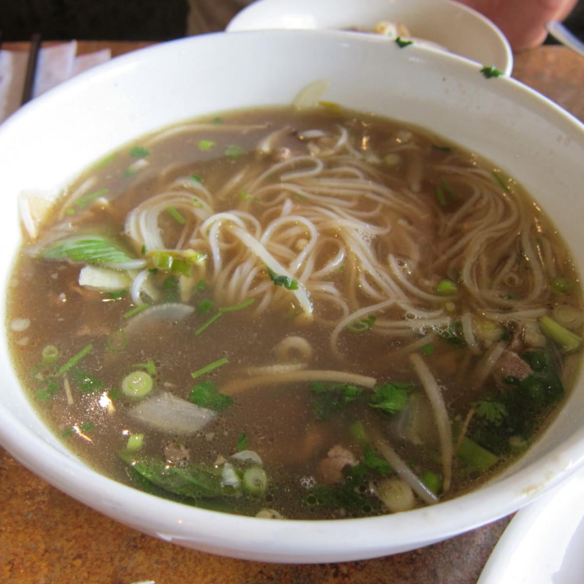 Austin photo: Food_888_PanAsian_Cuisine_Pho