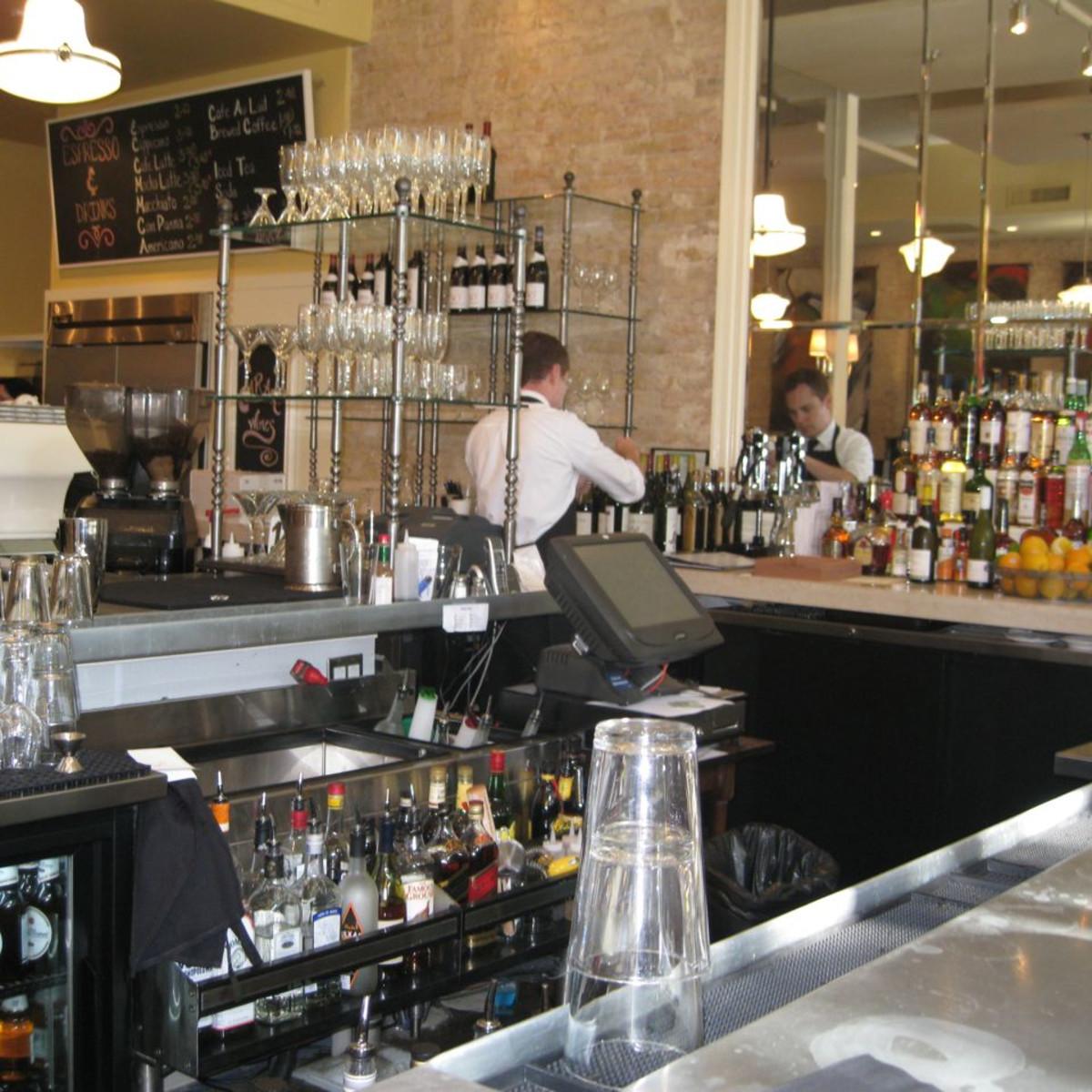Austin Photo: Places_Food_Annie's_Cafe_Bar