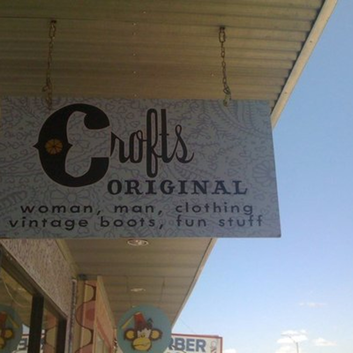 Austin Photo: Places_shopping_crofts_original_exterior