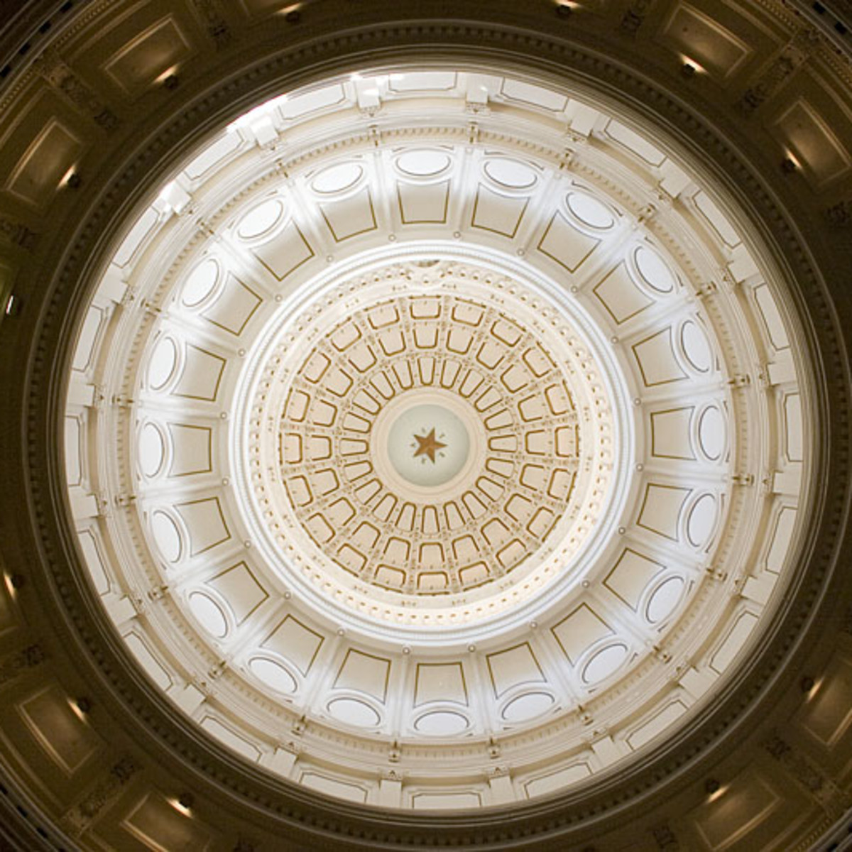 Austin Photo: Places_unique_austin_texas_state_capitol_dome