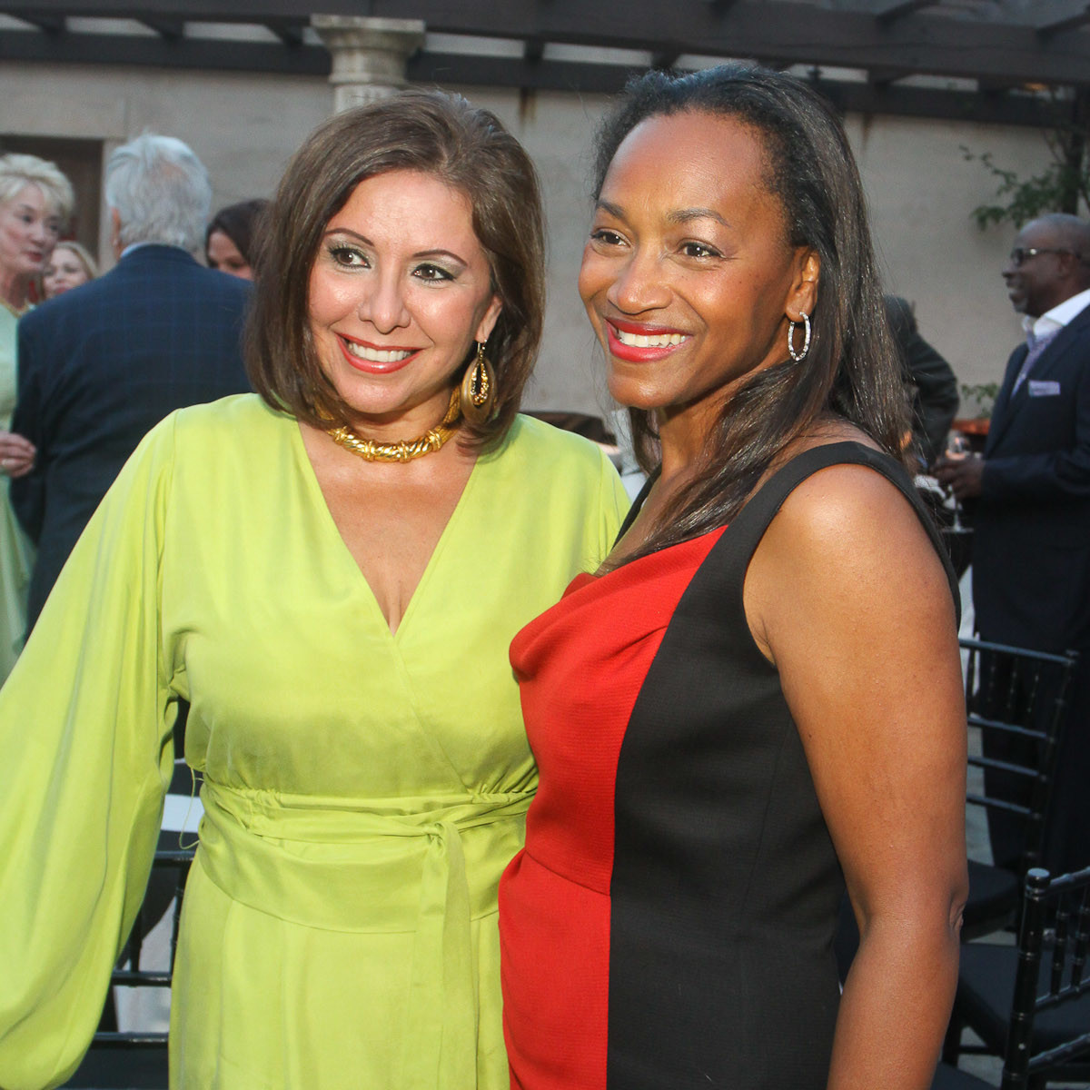 News_Becca Legion of Honor party_May 2011_Debbie Festari_Anita Smith