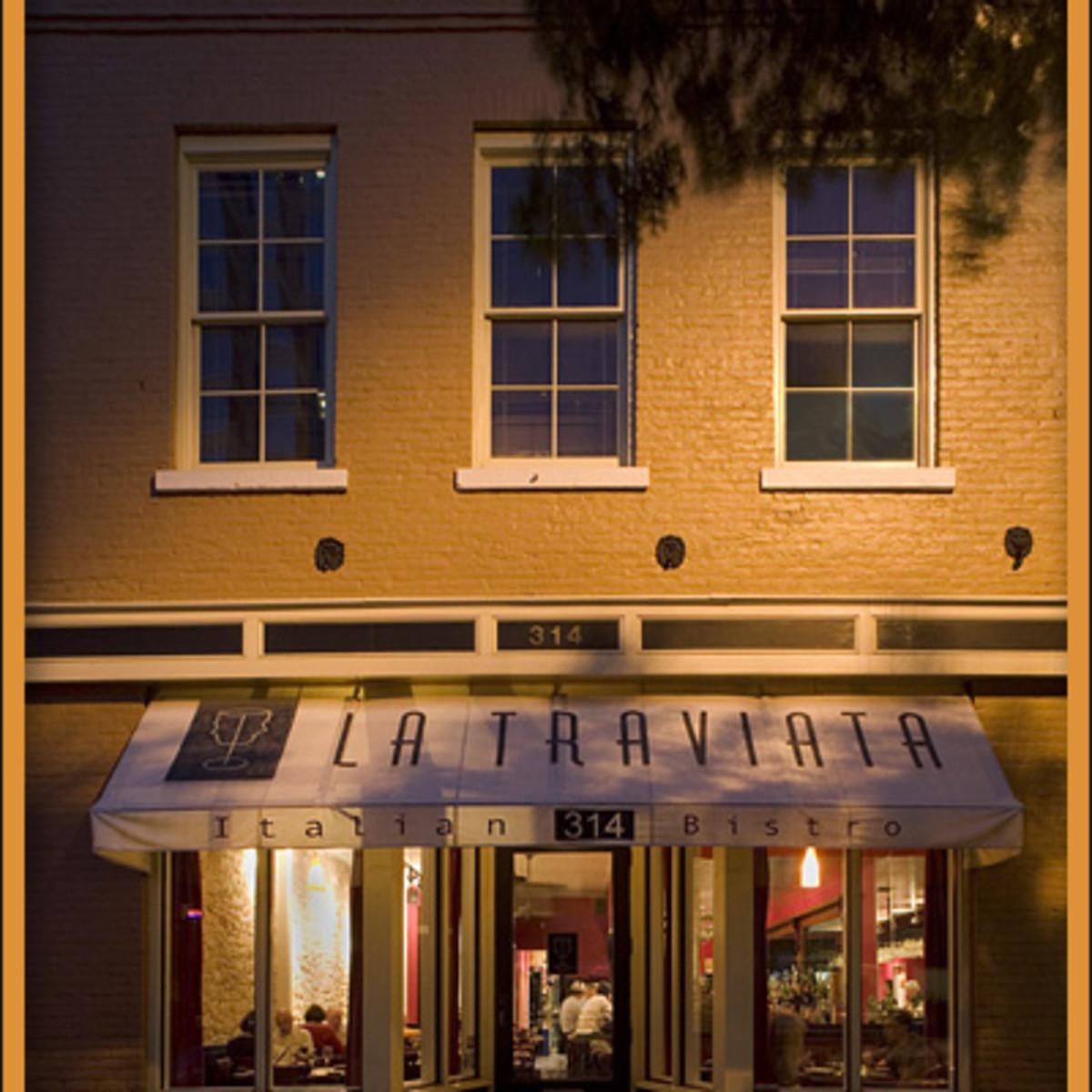 Austin photo: Places_Food_La Traviata_Exterior