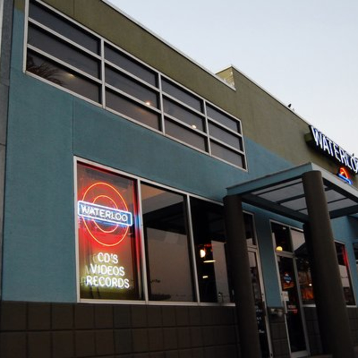 Austin Photo: Places_shopping_waterloo_records_and_video_exterior