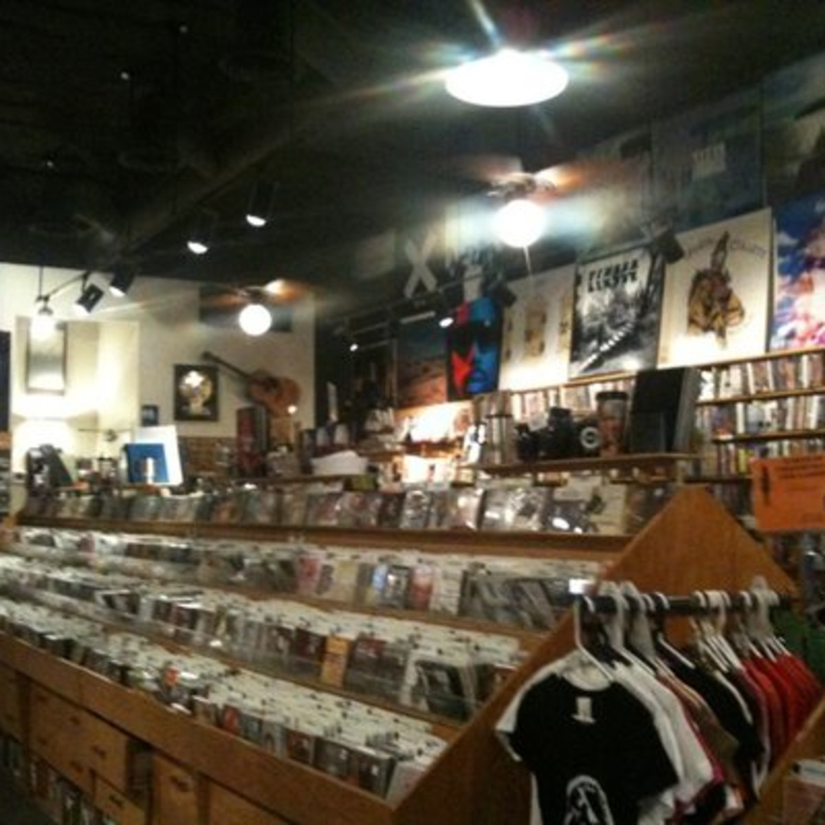 Austin Photo: Places_shopping_waterloo_records_and_video_interior