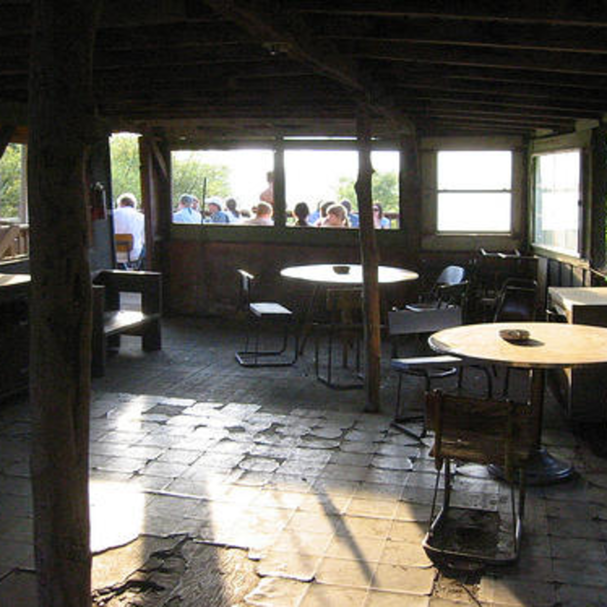 Austin Photo: Places_Bar_dry_creek_interior