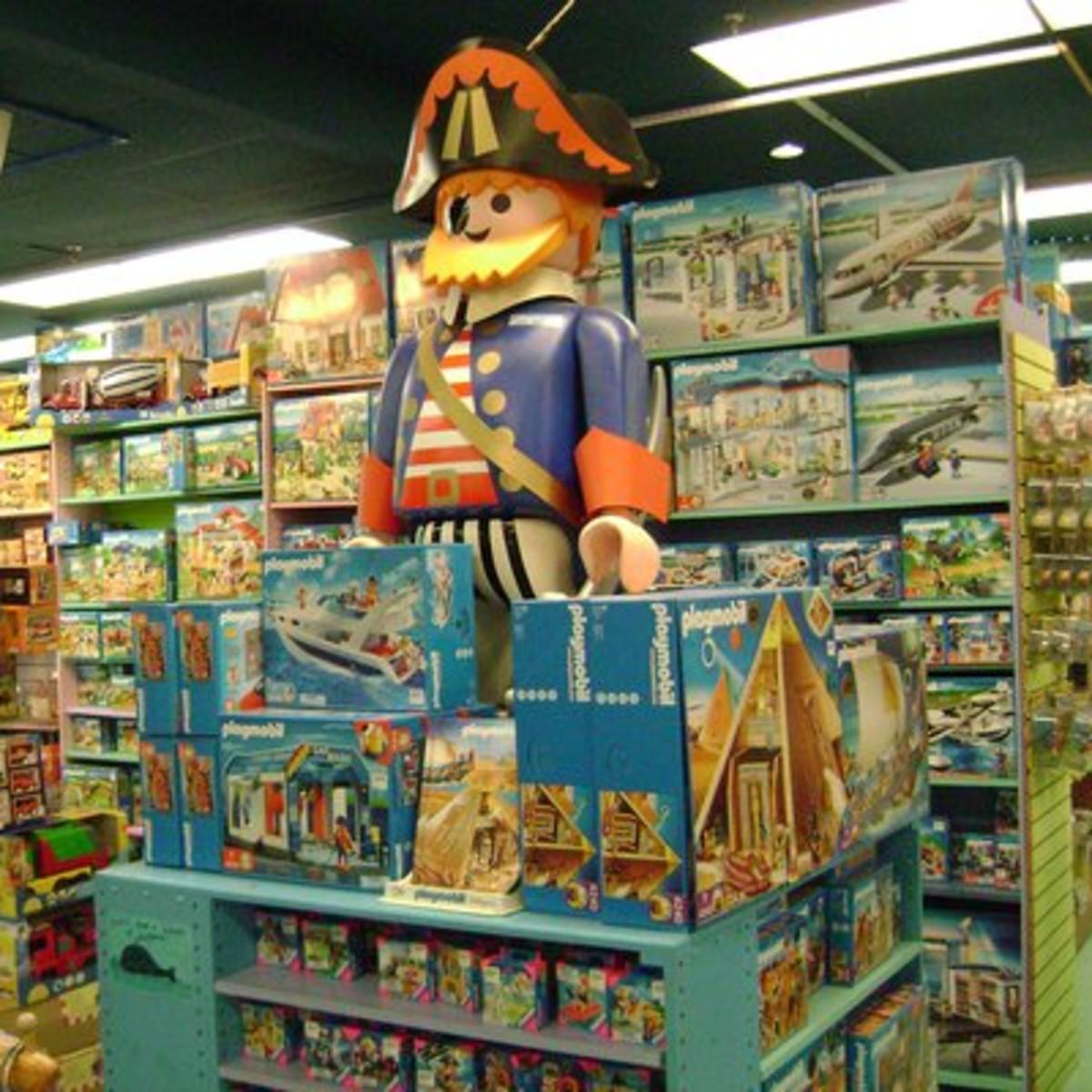 Austin Photo: Places_shopping_terra_toys_playmobil