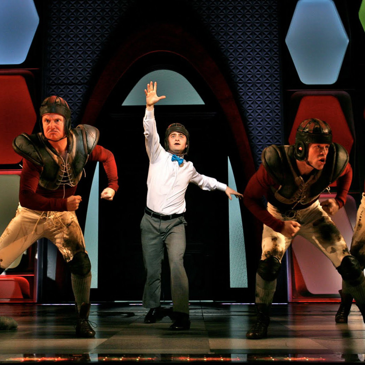 News_Tony Awards 2011_How to Succeed in Business