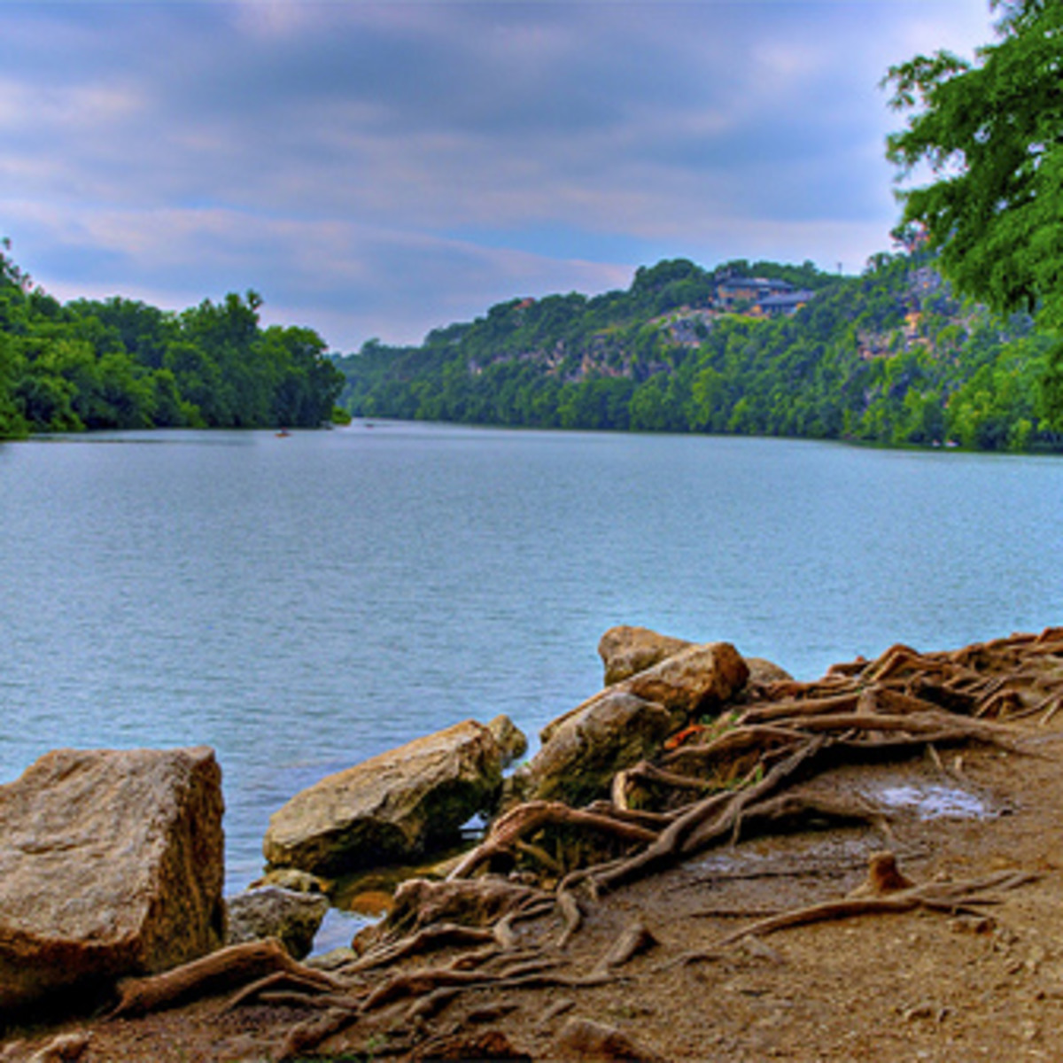 Austin_photo: Places_Outdoors_Red Bud Isle_beach
