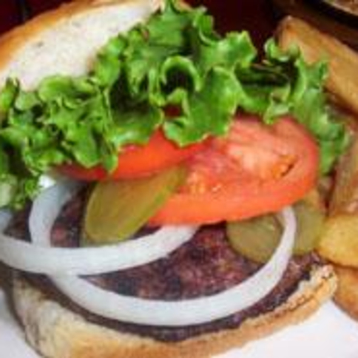 Austin_photo: places_food_hill's_cafe_burger