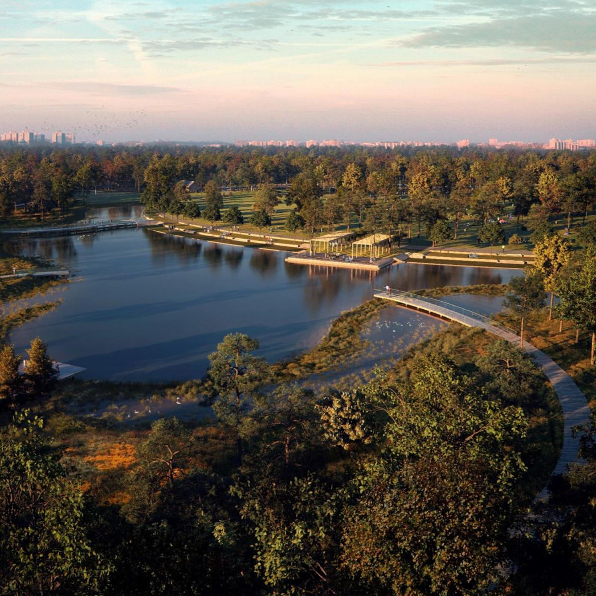 Memorial Park renovations Eastern Glades