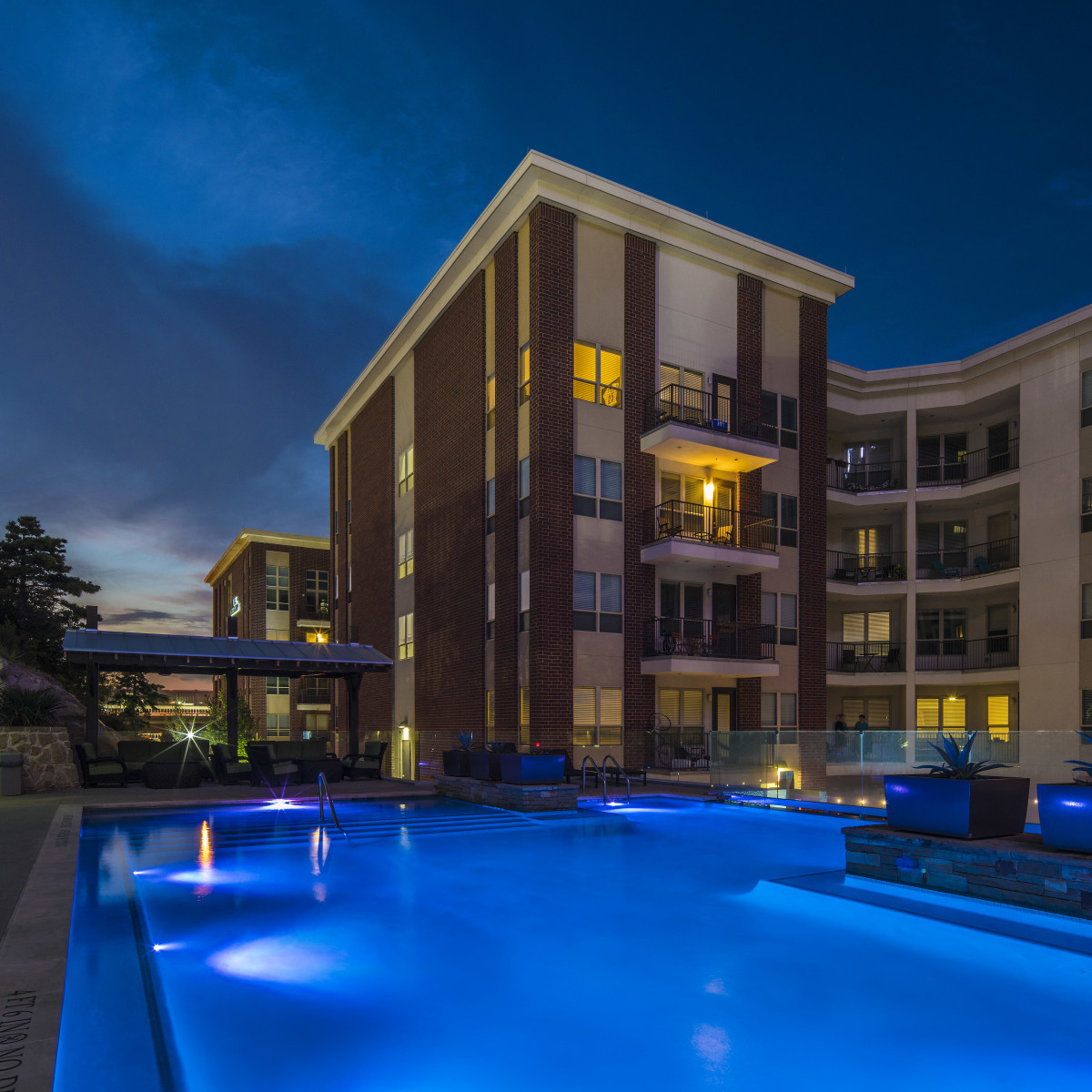 The Alexan apartments in Dallas