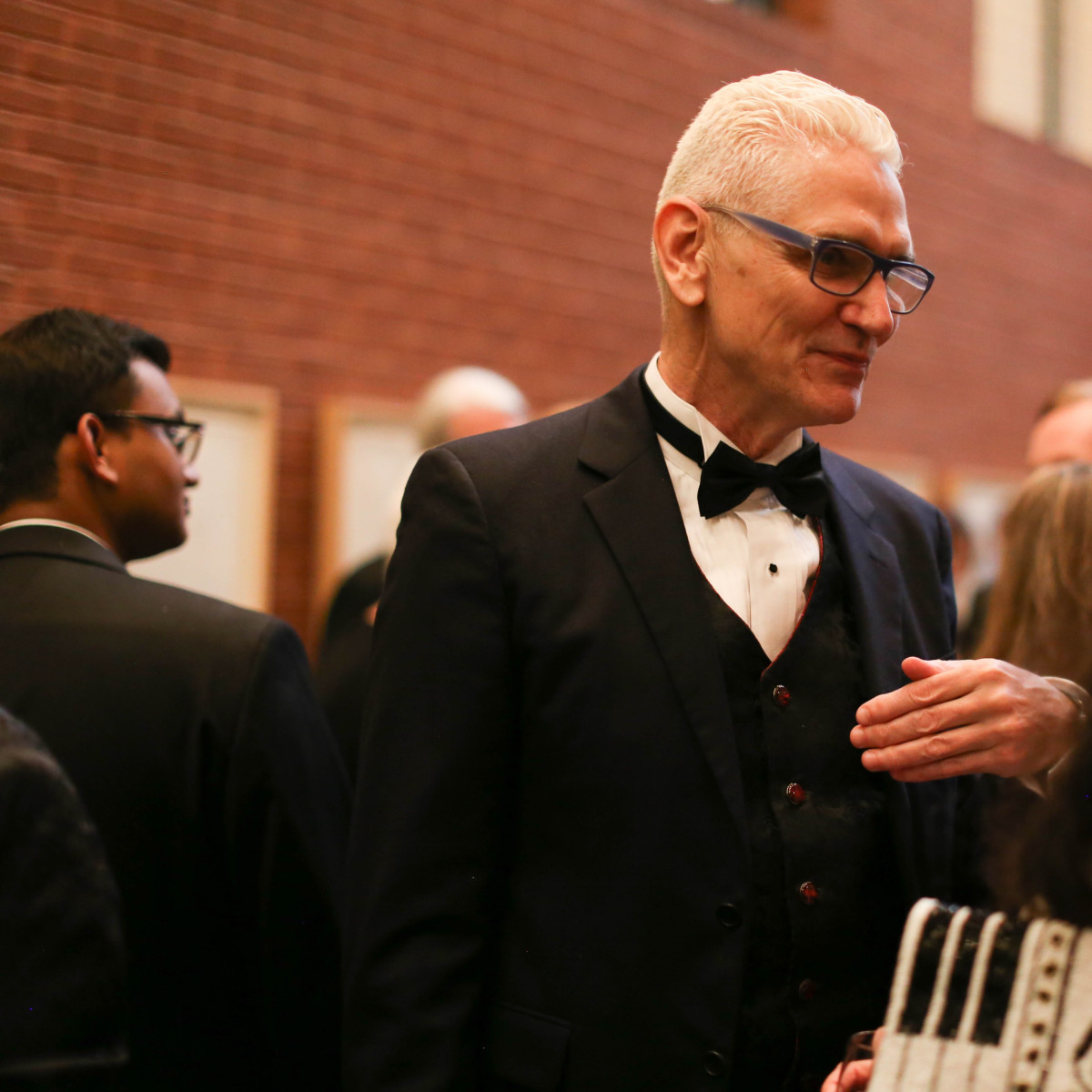 Fort Worth Opera Gala 2018, David Gately