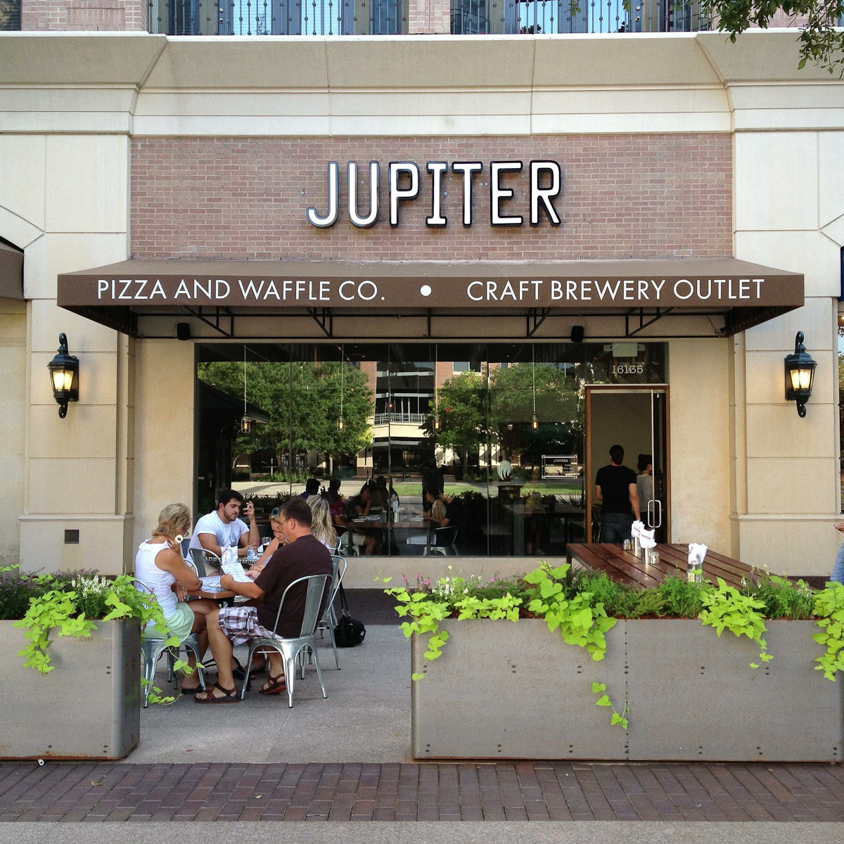 2 Jupiter Pizza & Waffle Co. August 2013 exterior