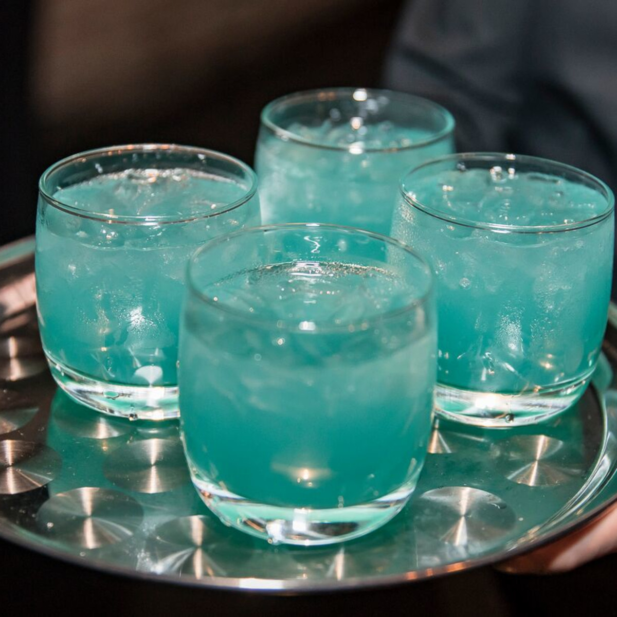 Equest After Dark Gala 2018, Blue Pony Cocktails