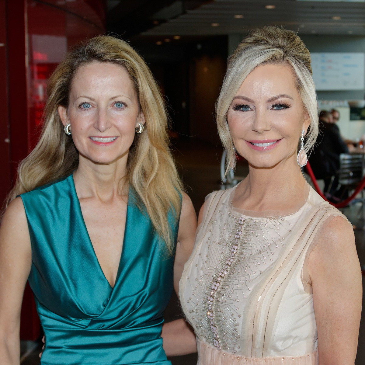 Dallas Opera Springs Gala 2018, Lynn McBee, Lisa Cooley