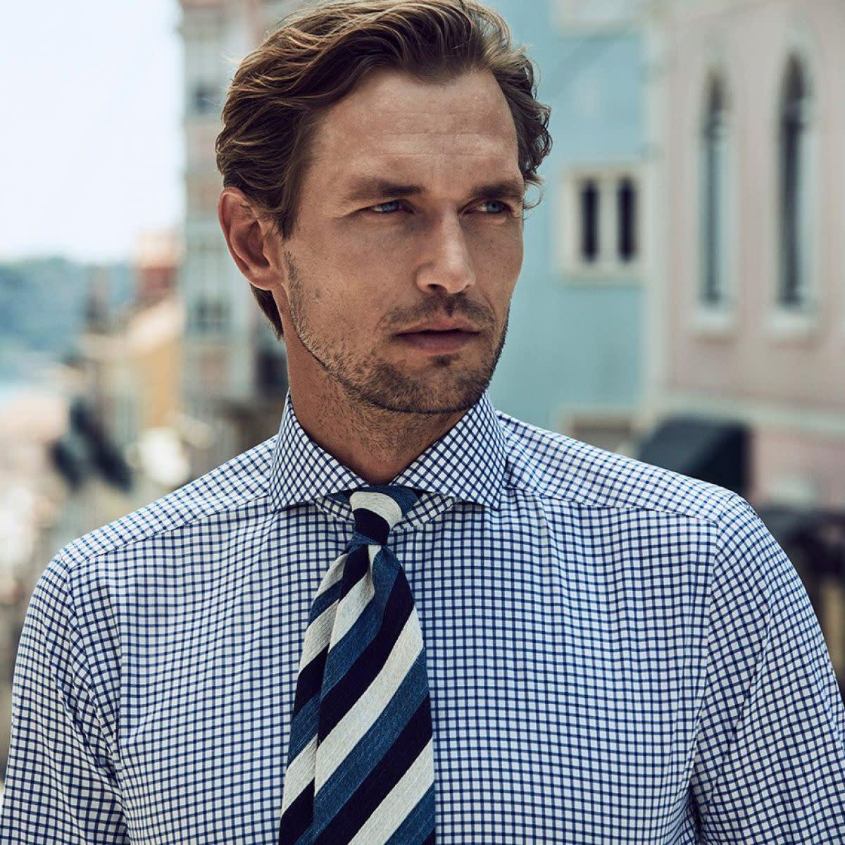 Eton Ginghan Shirt