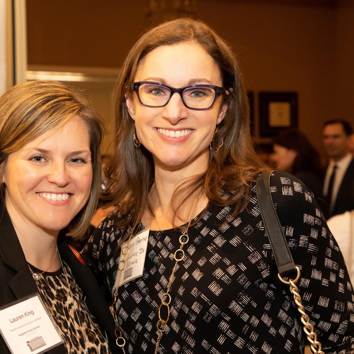 North Texas Community Foundation, Lauren King, Lindsey Garner