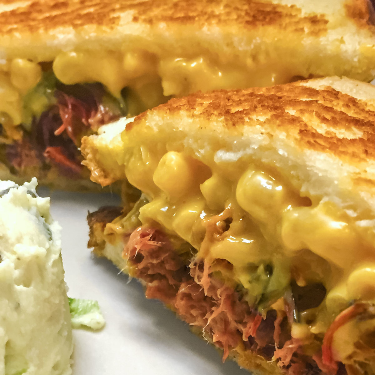 Hickory Tree grilled cheese