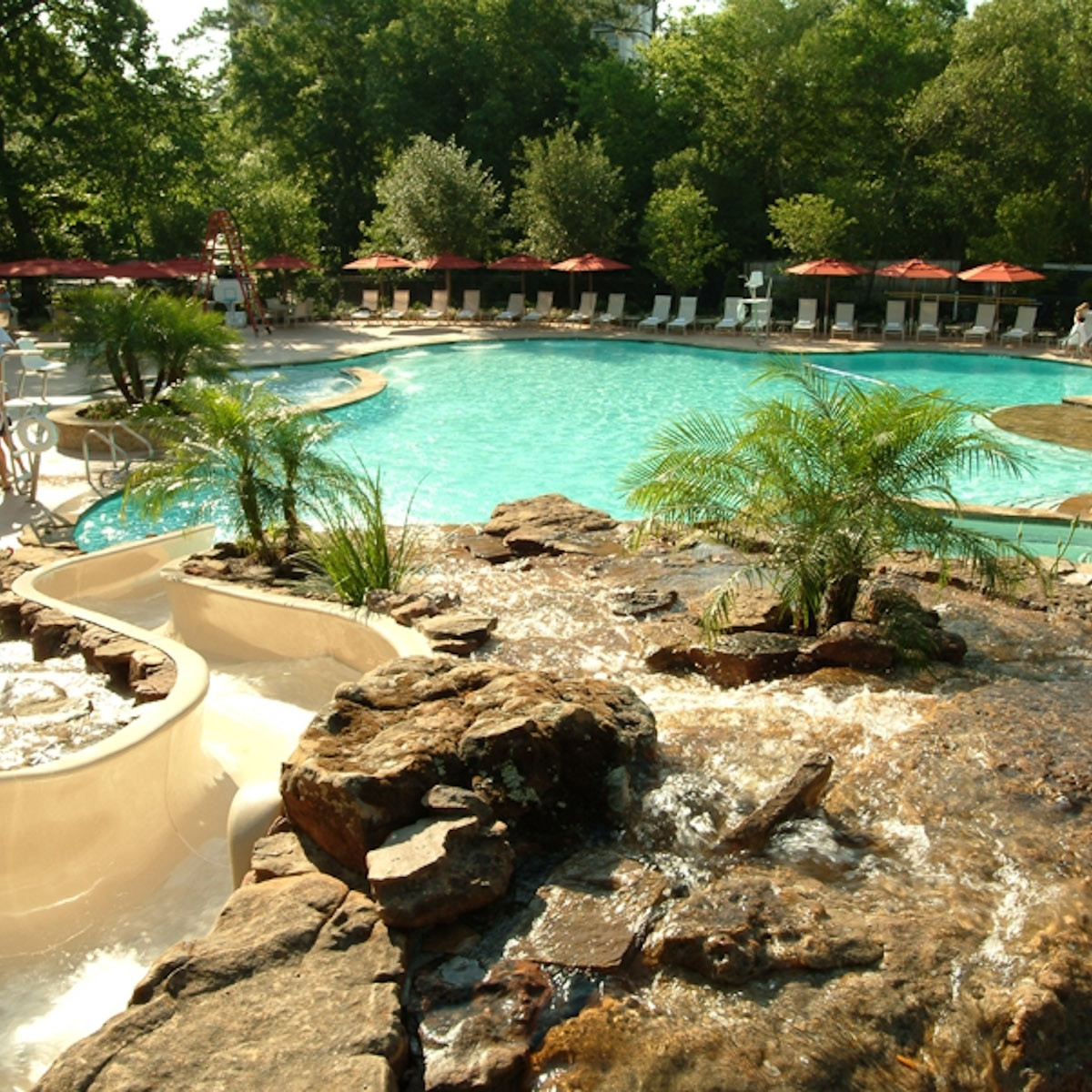 Places-Hotels/Spas-The Houstonian Hotel, Club & Spa pool