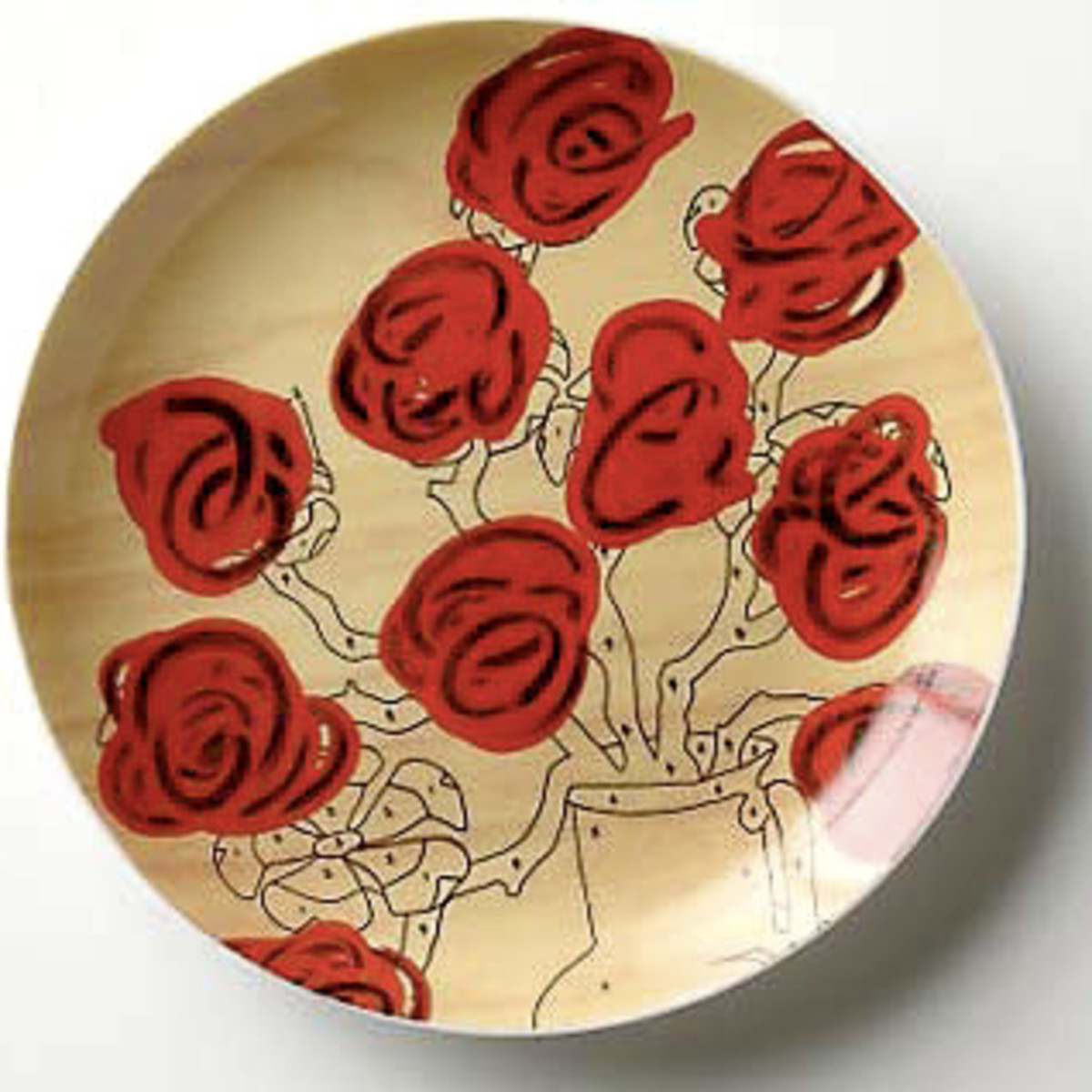 News_Trey Speegle_Anthropologie collection_Nov. 2009_plate