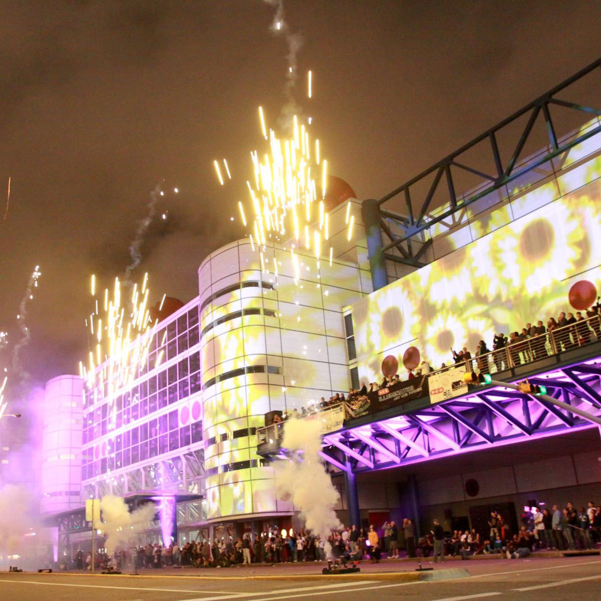 News_Gloworama 2009_fireworks