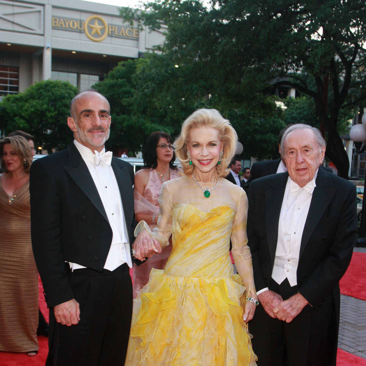 News_Opera Ball_April 2010_Prince Talal of Jordan_Oscar Wyatt_Lynn Wyatt_April 2010