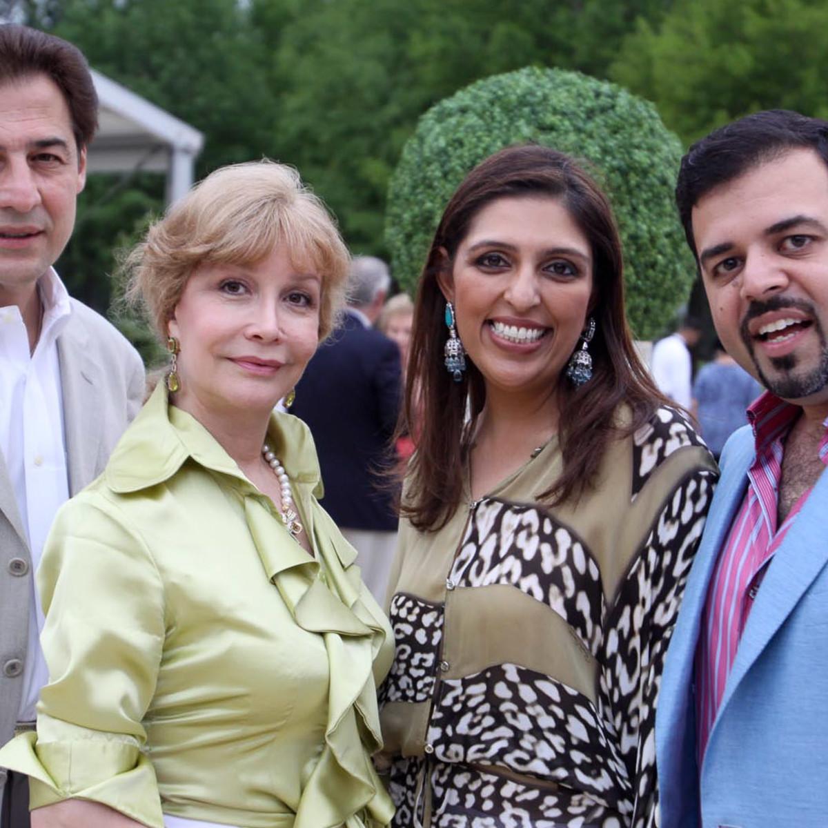 News_Park party_May 2010_Dan Boggio_Susan Boggio_Sean Mehta_Nidhika Mehta