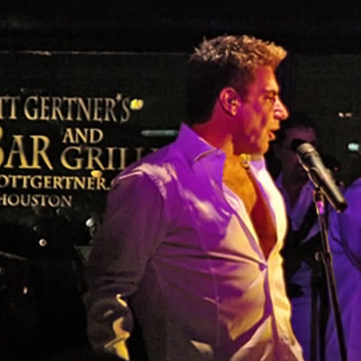 Scott Gertner's Skybar and Grill June 2010