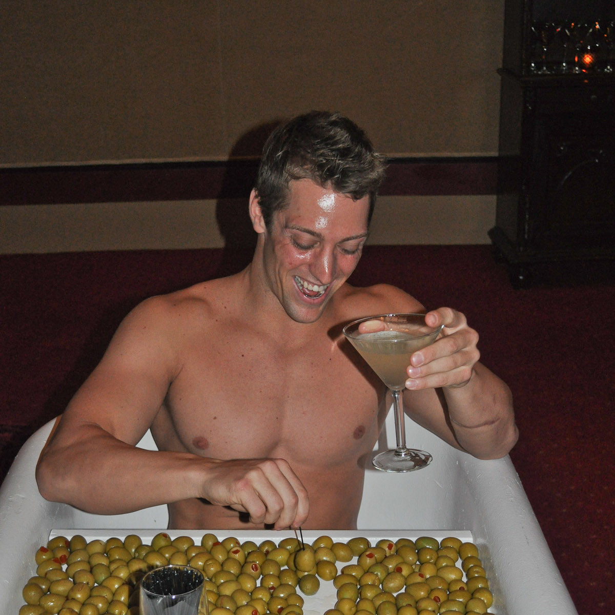 News_Biz Confab Party_martini guy