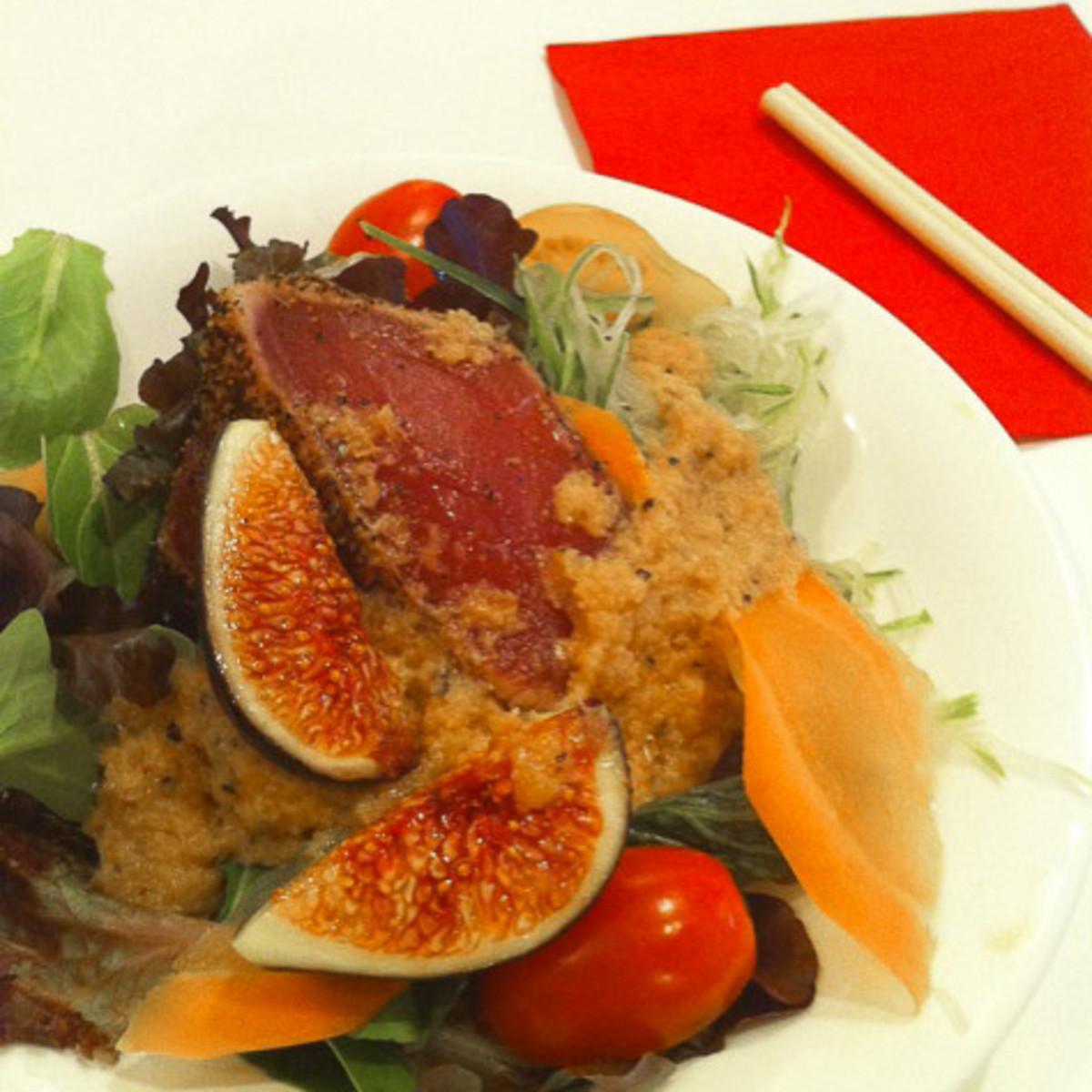 News_Sushi Raku_CultureMap_salad