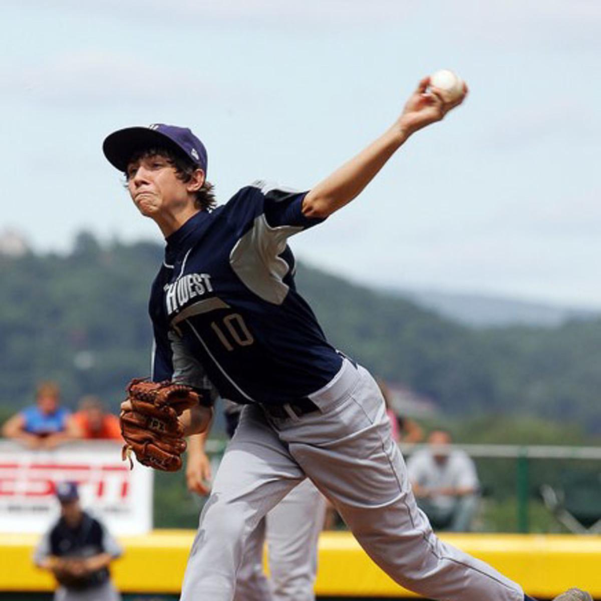 News_Pearland Little League_player_Little League World Series