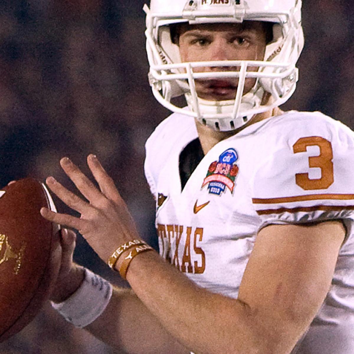 News_University of Texas_football_Garrett Gilbert