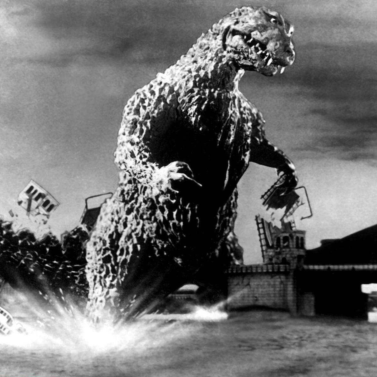 Magnolia at the Modern presents Godzilla