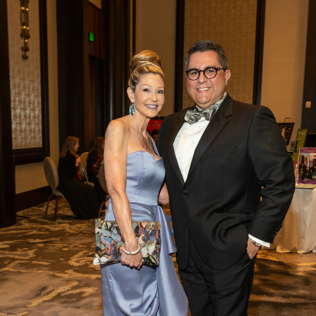 Virtuoso of Houston Gala Patti Murphy Roland Maldonado