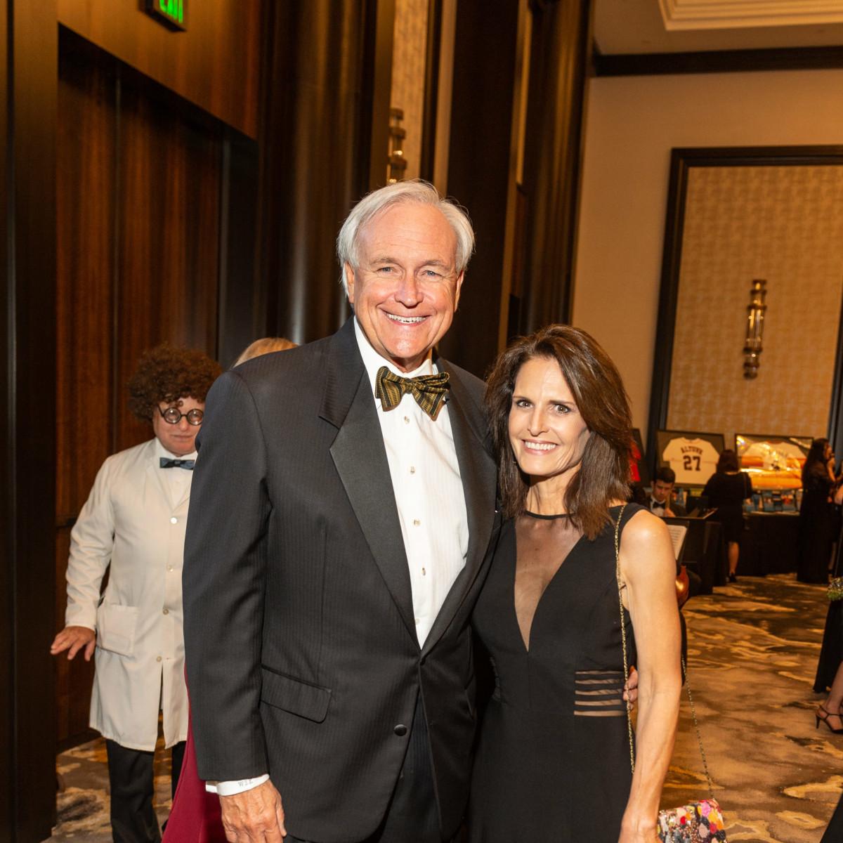 Virtuoso of Houston Gala Bill King and Kim Craig