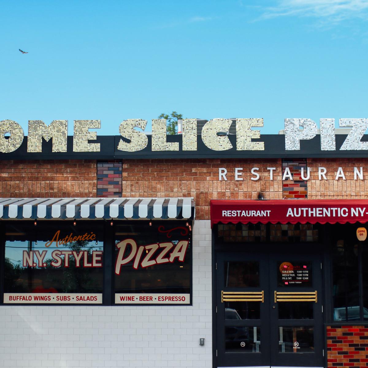 Home Slice Pizza North Loop