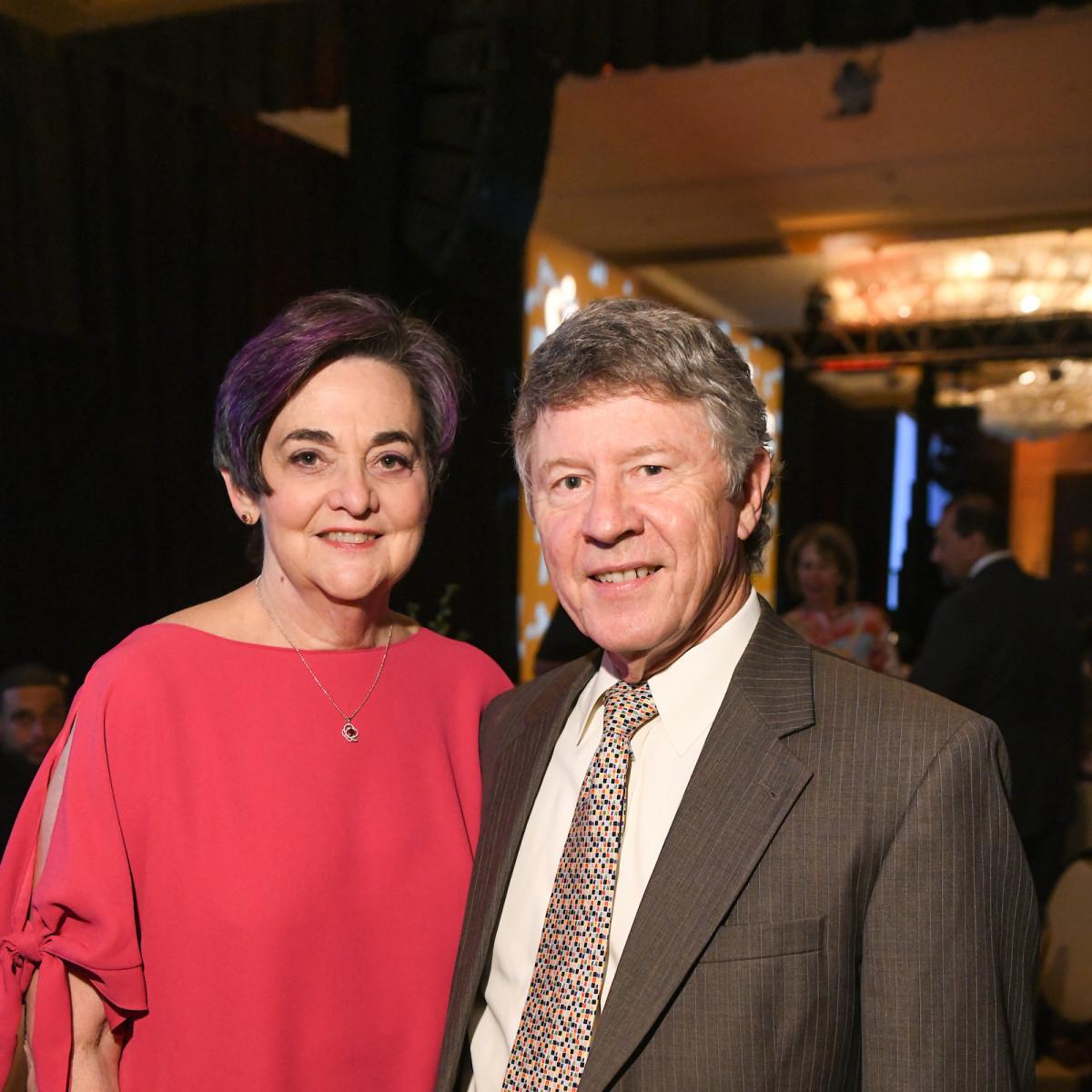 Gwen and Harris Countyu Judge Ed Emmett